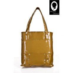 Torebki i plecaki damskie: torebka ZŁOTA POTRÓJNA