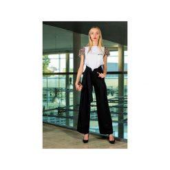 Spodnie z wysokim stanem: Spodnie New Classic