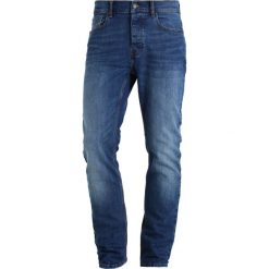 Jeansy męskie regular: Burton Menswear London Jeansy Straight Leg blu