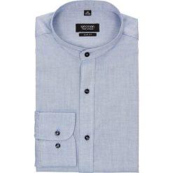 Koszula versone 2513 długi rękaw slim fit niebieski. Szare koszule męskie slim marki Recman, na lato, l, w kratkę, button down, z krótkim rękawem. Za 49,99 zł.