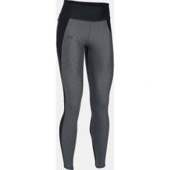 Spodnie damskie: Under Armour Legginsy damskie Fly-By Legging czarno-szare r. L (1297935-002)