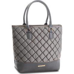 Torebka MONNARI - BAGB300-019 Szary. Szare torebki klasyczne damskie Monnari, z materiału, bez dodatków. W wyprzedaży za 199,00 zł.
