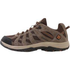 Columbia REDMOND XT Obuwie hikingowe cordovan/bright copper. Brązowe buty trekkingowe męskie Columbia, z materiału, outdoorowe. Za 329,00 zł.