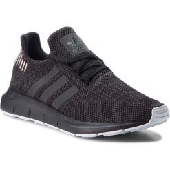 Buty adidas - Swift Run W B37723 Cblack/Carbon/Ftwwht. Czarne buty sportowe damskie marki Adidas, z kauczuku. W wyprzedaży za 269,00 zł.