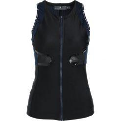 Adidas by Stella McCartney RUN Koszulka sportowa conavy/black. Niebieskie topy sportowe damskie adidas by Stella McCartney, m, z elastanu. Za 349,00 zł.