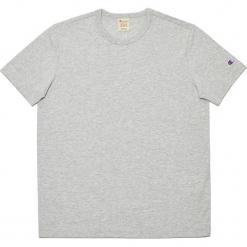 Champion Crewneck T-Shirt (210971-EM004). Szare t-shirty męskie Champion, m, z bawełny. Za 127,99 zł.