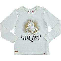 """T-shirty chłopięce z długim rękawem: Koszulka """"Teo"""" w kolorze kremowym"""