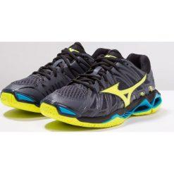 Mizuno WAVE TORNADO X2 Obuwie do siatkówki ombre blue/safety yellow/hawaiian ocean. Niebieskie buty do siatkówki męskie marki Mizuno, z gumy, mizuno wave. Za 629,00 zł.
