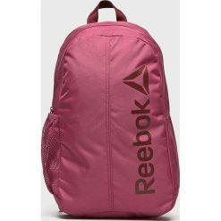Reebok - Plecak. Różowe plecaki damskie Reebok, z poliesteru. W wyprzedaży za 84,90 zł.