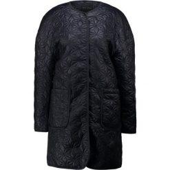 Płaszcze damskie: New Look COLLARLESS QUILT Płaszcz wełniany /Płaszcz klasyczny navy