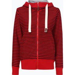 Marie Lund - Damska bluza rozpinana, czerwony. Czerwone bluzy rozpinane damskie Marie Lund, xl, w paski. Za 229,95 zł.