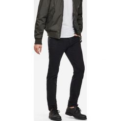 G-Star Raw - Jeansy. Czarne jeansy męskie slim marki G-Star RAW. Za 469,90 zł.