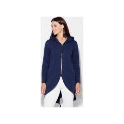 Bluzy damskie: Bluza K215 Granat