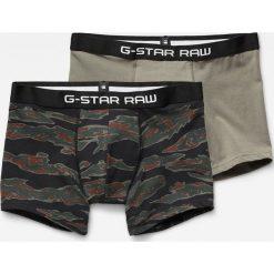 G-Star Raw - Bokserki (2-pack). Szare bokserki męskie marki G-Star RAW, z bawełny. Za 159,90 zł.