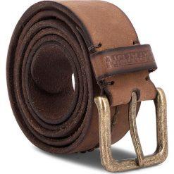 Pasek Męski NAPAPIJRI - Palaka N0YI5LW593 110 Brownie W59. Brązowe paski męskie marki Napapijri, w paski, z nubiku. W wyprzedaży za 239,00 zł.