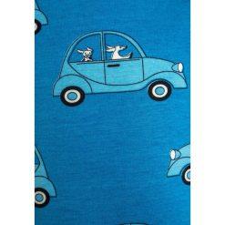 Bluzki dziewczęce bawełniane: Småfolk WITH DOGS IN CAR Bluzka z długim rękawem cendre blue