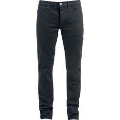 Jeansy męskie regular: Black Premium by EMP Pete (Straight Fit) Jeansy czarny