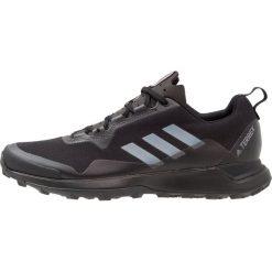 Adidas Performance TERREX CMTK Obuwie hikingowe core black/footwear white/grey three. Czarne buty sportowe męskie adidas Performance, z materiału, outdoorowe. Za 399,00 zł.