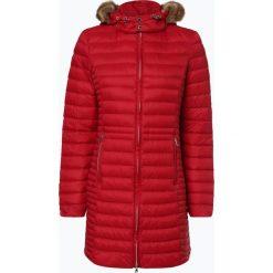 Marie Lund - Płaszcz puchowy damski – Caroline, czerwony. Czerwone płaszcze damskie puchowe Marie Lund, z puchu. Za 589,95 zł.
