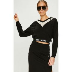 Miss Sixty - Sweter. Szare swetry klasyczne damskie marki Reserved, m, z kapturem. W wyprzedaży za 339,90 zł.