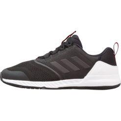 Buty skate męskie: adidas Performance CRAZYTRAIN PRO 2 Obuwie treningowe core black/utility black/scarlet