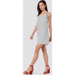Paski damskie: Rut&Circle Sukienka w paski Mira – White