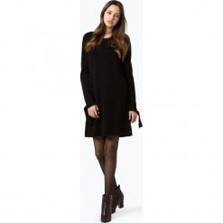 Tommy Hilfiger - Sukienka damska, czarny. Czarne sukienki balowe TOMMY HILFIGER, xs, z dzianiny. Za 699,95 zł.