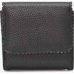 Missguided - Portfel. Czarne portfele damskie marki Missguided, z materiału. W wyprzedaży za 27,90 zł.