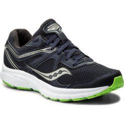 Buty SAUCONY - Grid Cohesion 11 S20420-1 Nvy/Slm. Niebieskie buty do biegania męskie Saucony, z materiału. W wyprzedaży za 229,00 zł.