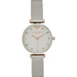 Olivia Burton Zegarek silvercoloured. Szare, analogowe zegarki damskie Olivia Burton. Za 629,00 zł.