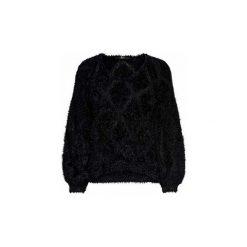 Swetry Only  JERSEY  onlMALIA 7/8 PULLOVERKNT. Czarne swetry klasyczne damskie ONLY, l, z jersey. Za 175,89 zł.