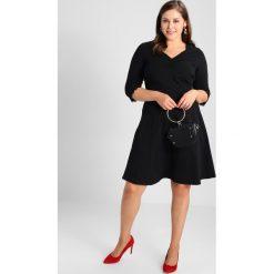 Sukienki hiszpanki: Dorothy Perkins Curve TRIM DRESS Sukienka z dżerseju black
