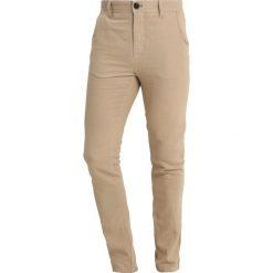 Spodnie męskie: Springfield LINO  Chinosy beige/camel