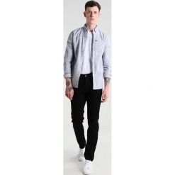 Jeansy męskie regular: Burton Menswear London Jeansy Slim Fit black denim