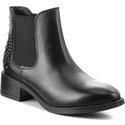 Sztyblety TAMARIS - 1-25346-21 Black 001. Szare buty zimowe damskie marki Tamaris, z materiału. Za 279,90 zł.