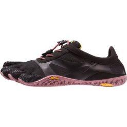 Vibram Fivefingers KSO EVO Obuwie do biegania neutralne black/rose. Czarne buty do biegania damskie marki Vibram Fivefingers, z gumy, vibram fivefingers. Za 399,00 zł.
