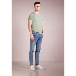 Jeansy męskie regular: BOSS CASUAL Jeansy Slim Fit dark blue