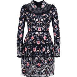 Sukienki hiszpanki: Needle & Thread WHISPER Sukienka koktajlowa black