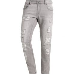 Jeansy męskie: INDICODE JEANS NARVIK Jeansy Slim Fit light grey