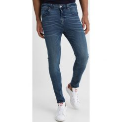 Spodnie męskie: Scotch & Soda DART  Jeans Skinny Fit delfts tattoo