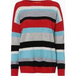 Swetry klasyczne damskie: BOSS Casual – Sweter damski z dodatkiem alpaki i kaszmiru – Willowna, biały