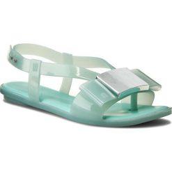 Chodaki damskie: Japonki MELISSA - Flat Lovely Ad 31688 Green 01879