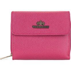 Portfel 13-1-051-RP. Czerwone portfele damskie Wittchen. Za 399,00 zł.