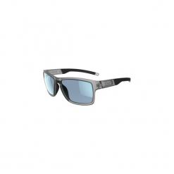 Okulary przeciwsłoneczne MH 580 polaryzacyjne kategoria 3. Szare okulary przeciwsłoneczne damskie aviatory QUECHUA, z gumy. Za 129,99 zł.