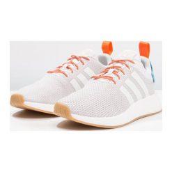 Adidas Originals NMD R2 SUMMER Tenisówki i Trampki  crystal white/grey one. Szare tenisówki damskie marki adidas Originals, z materiału. W wyprzedaży za 454,30 zł.