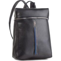 Plecak NOBO - NBAG-MF0080-C020 Czarny. Czarne plecaki damskie marki Nobo, ze skóry ekologicznej, eleganckie. W wyprzedaży za 199,00 zł.