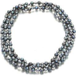 Naszyjniki damskie: Naszyjnik z pereł – (D)168 cm