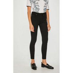 Medicine - Jeansy Basic. Czarne jeansy damskie rurki marki MEDICINE, z bawełny. Za 99,90 zł.