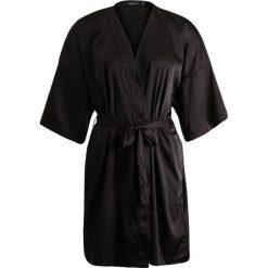 Szlafroki kimona damskie: MINKPINK DOUBLE TAP ROBE Szlafrok black