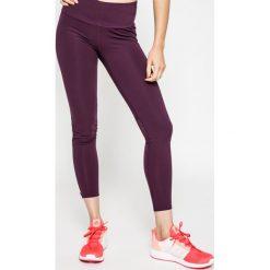 Adidas Performance - Legginsy. Czerwone legginsy marki adidas Performance, m. W wyprzedaży za 159,90 zł.